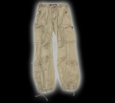 Commando Vintage Pants Road Star Style