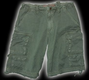 Commando Vintage Shorts Big Game Style