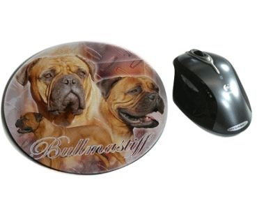 Mousepad Bullmastiff 2