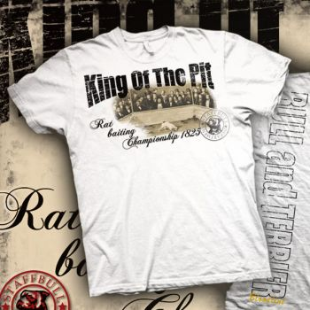 Bull and Terrier T-Shirt Motiv King Of The Pit