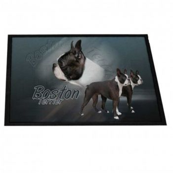 Designer Fussmatte Boston Terrier - 2